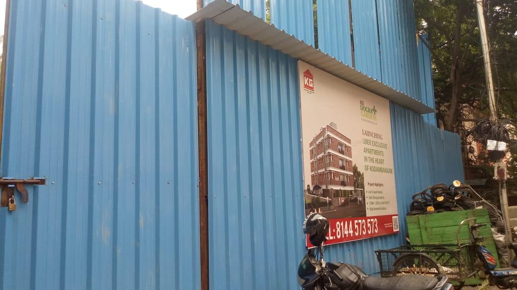 apartments in t nagar - KG Builders