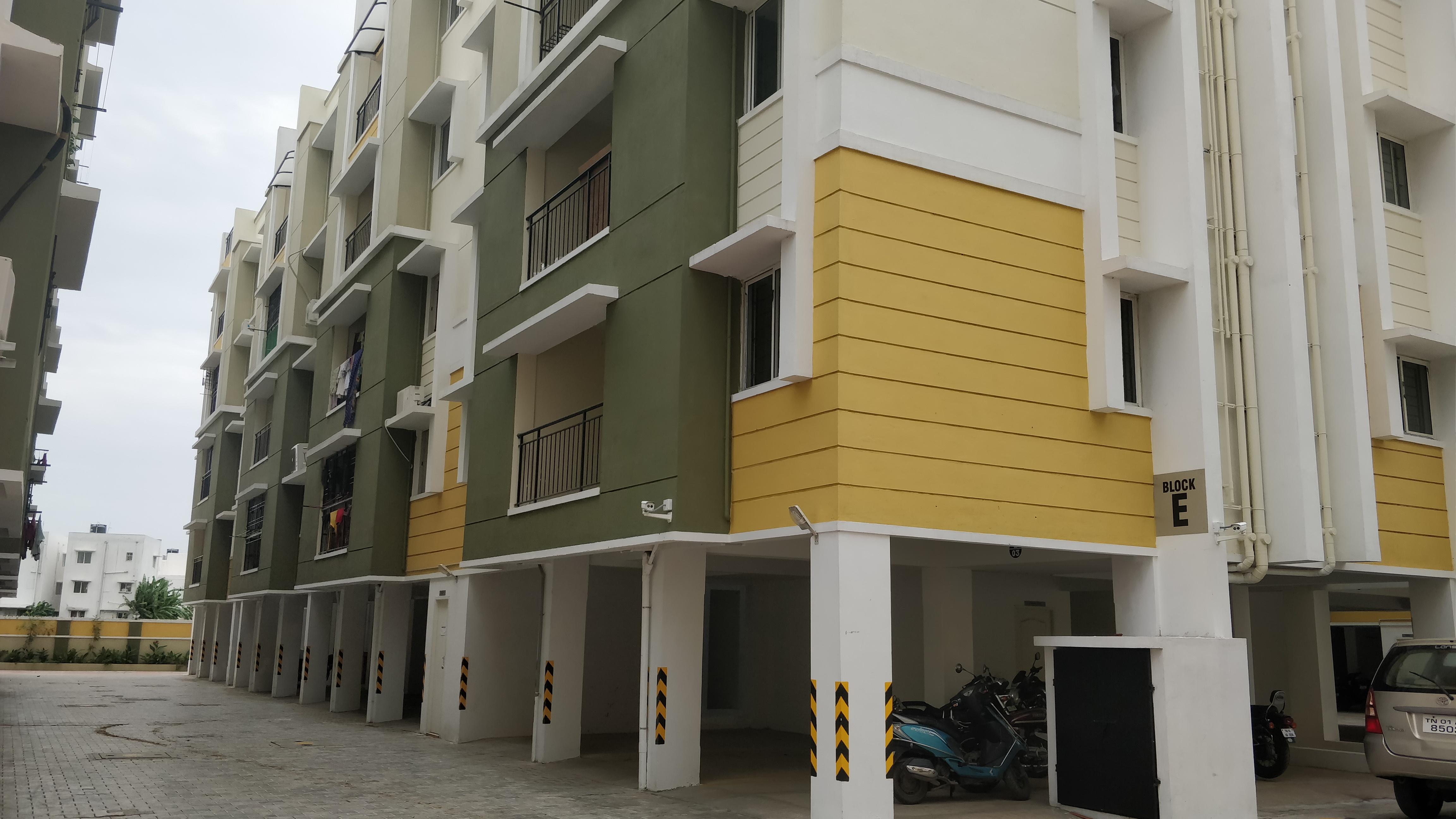 2 bhk for sale in omr - KG Builders