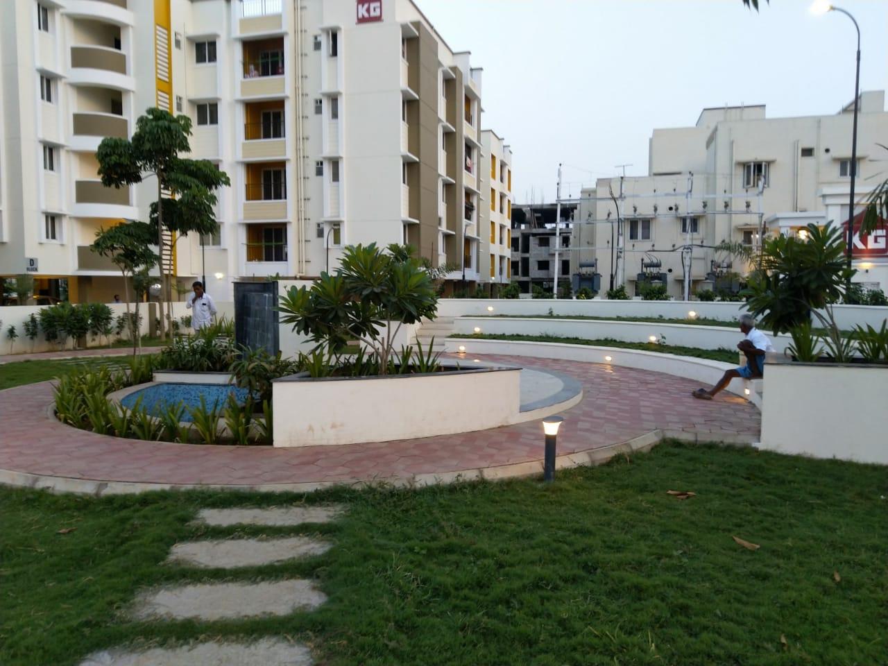 2bhk flats in perumbakkam - KG Builders