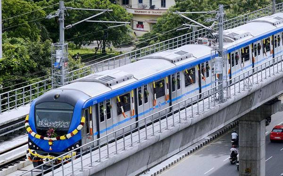 Chennai: Rail to link Velachery with Tambaram soon